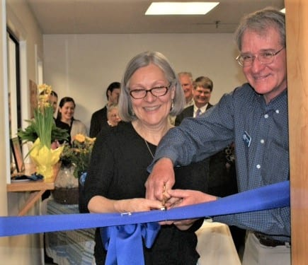 Looking Back: News Stories about Opening New Clinic