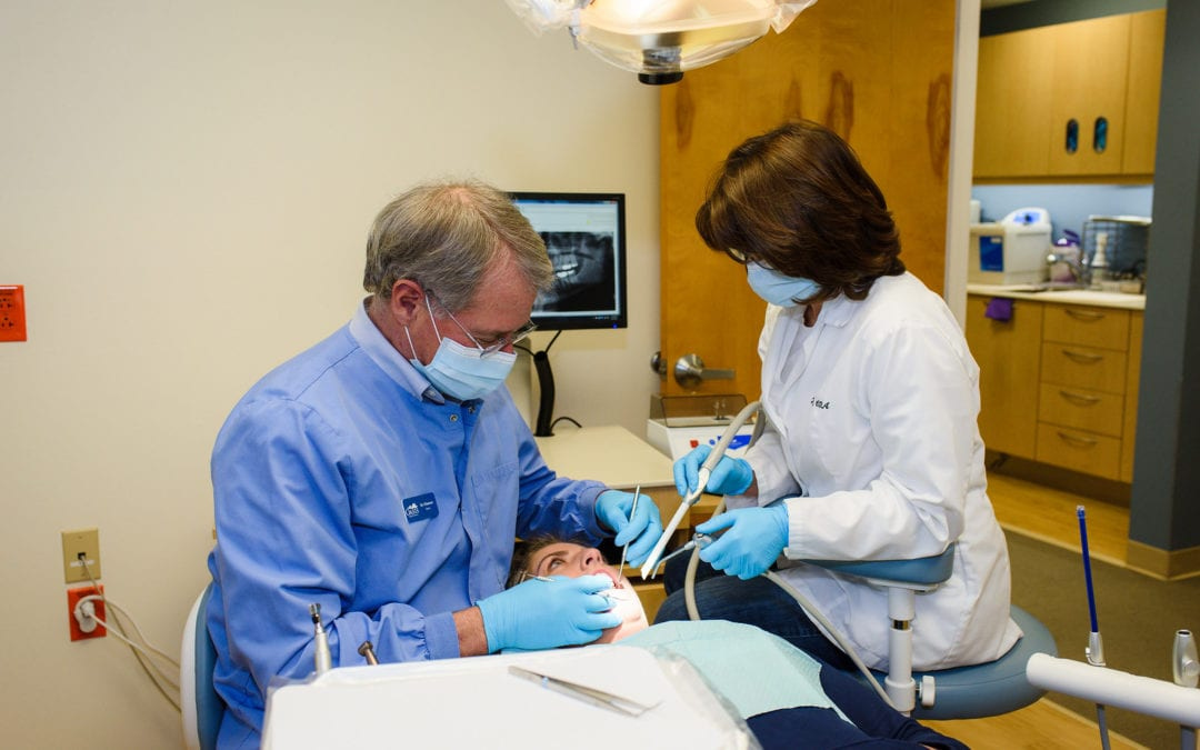 Giving Voice: Five Years of Integrated Medical and Dental Care